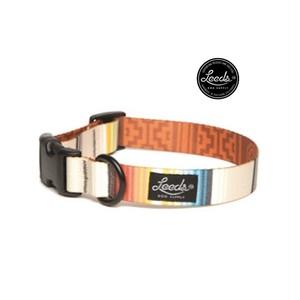 Lサイズ  カラー Leeds DOG SUPPLY(リーズドッグサプライ) CALAFIA(カラフィア)
