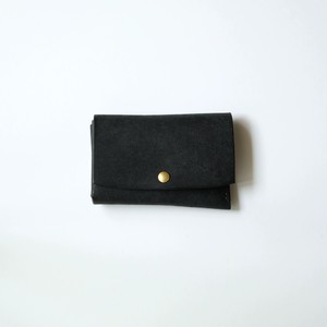 mini wallet - bk - vacchetta