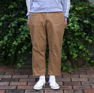 "SAY! / セイ!|  "" BIG CHINO PANTS "" - Beige"
