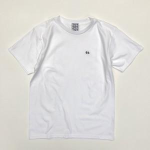 余白 刺繍Tシャツ(ノーマル)