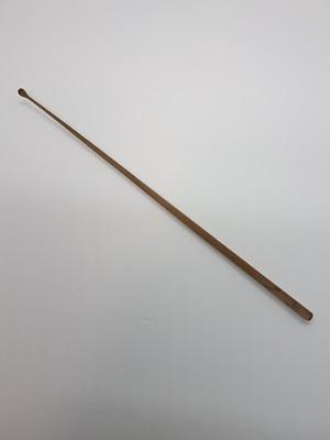 1煤竹製ハンドメイド耳かき(ケース付き)