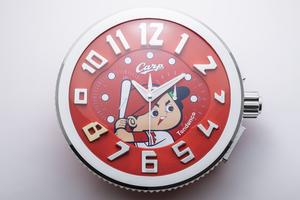 【広島東洋カープ】Tendenceウォールクロック – 通常版 – 壁掛け時計