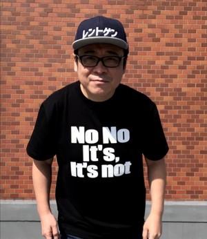 違うTシャツ黒