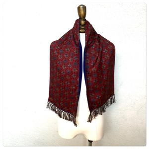 1970s Tootal Scarf Made in England SC_810