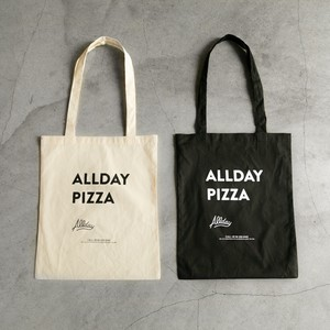 ALLDAY PIZZA Cotton Tote Bag