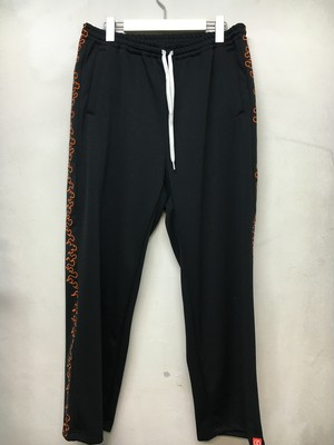 SKIN / FIRE TRACK PANTS -black