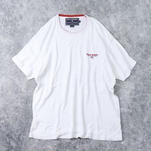 90年代 POLO SPORT リブTシャツ A206