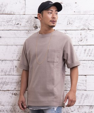 Re: ONE POINT POCKET BIG T-shirt[REC197]