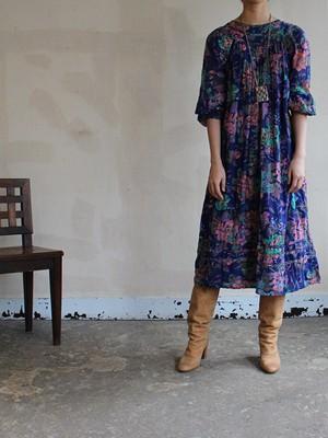 70s cotton dress