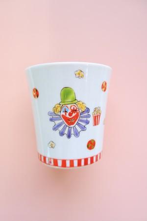pierrot&popcorn / free cup