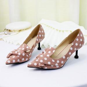 【shoes】美脚個性デザイン履き心地抜群パンプス 23014346