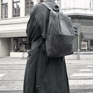 Fabric backpack 'tofu' バックパック/リュック 184ABG01