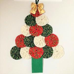 手作りクリスマスタペストリー(3)