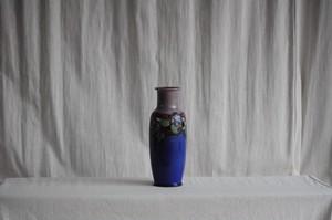 Stoneware Vase Lambeth Royal Doulton