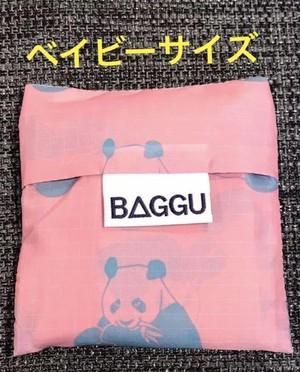 BAGGU エコバッグ パンダ panda ベイビーサイズ