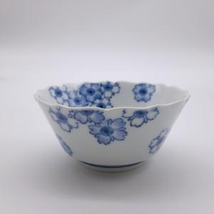 花桜 桔梗渕 小鉢