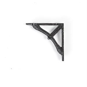 【S555-353-10】Bow bracket 10 #ブラケット #アイアン #シンプル