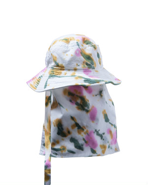 """Last one!"" TieDye Bucket Hat / PINK"