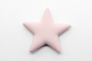 ハンドメイドキットAromajewel アロマジュエル|ピンク星のブローチ