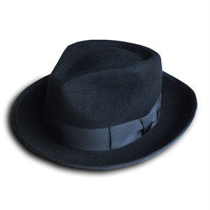 CLASSIC WOOL HAT Black