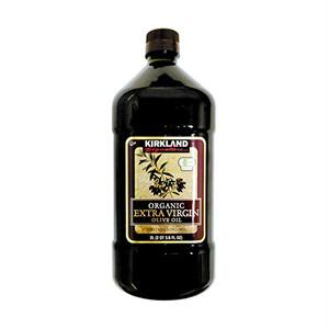 コストコ カークランドシグネチャー オーガニックエクストラバージンオリーブオイル 2L   Costco Kirkland Signature Organic Extra Virgin Olive Oil 2L