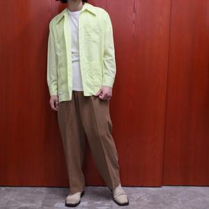 70's Yucateca l/s polyester/cotton cuba shirts
