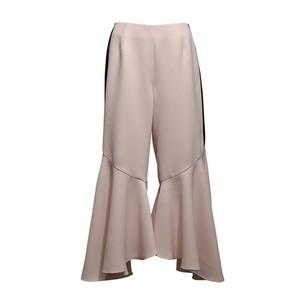 koll / flared hem pants / Ivory