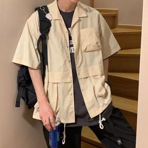 ポケットサマーシャツジャケット BL8763