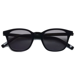 A.D.S.R. / RANDY ランディ / 01 Shiny Black-Black lenses ブラック-ブラックフラットレンズ サングラス