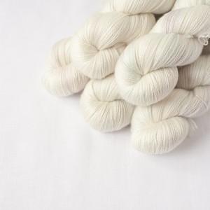 残光 (Merino silk Lace)