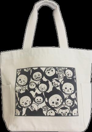 「いっぱい浜太郎」のトートバッグ