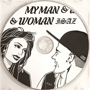 【CD】ISAZ - Myman&Woman