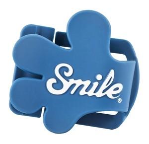 スマイル アンチロス レンズキャップ クリップ Blue 【Smile anti-loss clamp caps】sml1705305bu