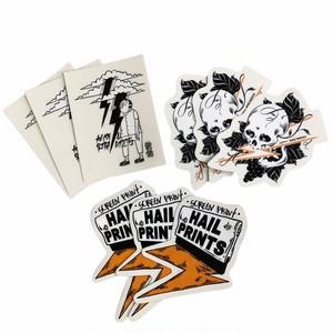 HAILPRINTS Sticker Pack