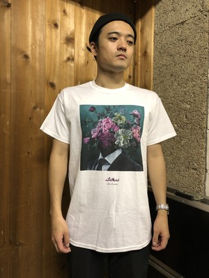 "S/S Tee / ""Diffuse"" White"