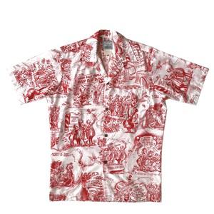 USEDアロハシャツ HAWAII ID size S