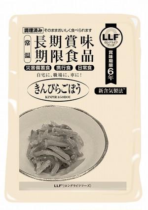 長期賞味非常食単品おかず きんぴら 50個