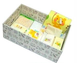 日本版マタニティボックス(クラッシック12点セット) クマ