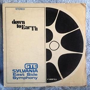 <スティールパンLP> Down To Earth / Sylvania East Side Symphony 