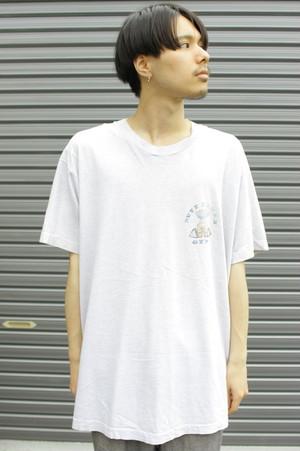 BUTT NAKED GYM S/S Print T-Shirt