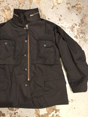 BAA Custom black M-65 jacket