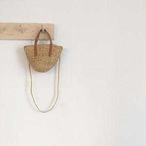 straw mini bag