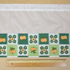 レースカフェカーテン(横160×縦28)