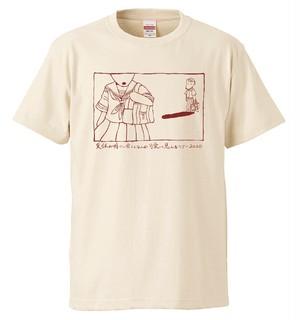 『夏休み明けに会うとなんか可愛く見えるツアー2020』ツアーTシャツ