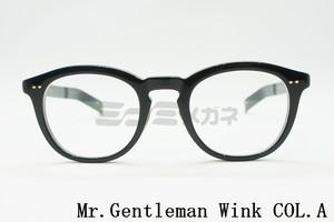 【正規取扱店】Mr.Gentleman(ミスタージェントルマン) wink COL.A Weiコラボモデル