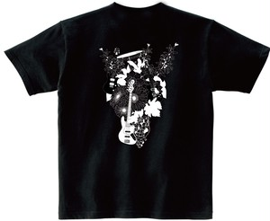 NEW fleufleu Tシャツ【BLACK】