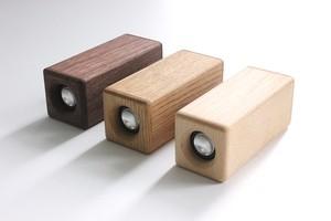 サウンドウッドスピーカー / iPhone、スマホ、タブレット用