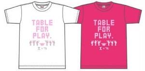 T.LEAGUE × T4TOKYO コラボTシャツ(レディース専用デザインあり)