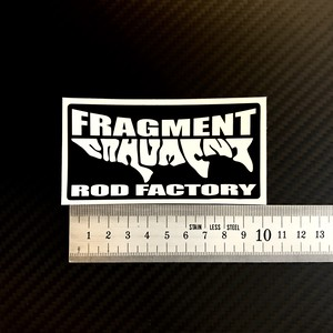 FMT STICKER halffish01