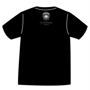 ドットファイターズ 「きよみや」 Tシャツ ブラック